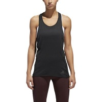 adidas Women's Supernova Running Tank Top - Black Photo