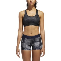 adidas Women's Don't Rest Alphaskin RTG Workout Sport Bra Photo