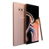 Samsung Note 9 128GB Single - Copper Cellphone Photo