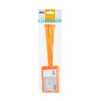 Meeco : Luggage Tag - Orange Photo