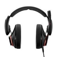 Sennheiser GSP 500 Over-Ear Open Gaming headset- Black Photo