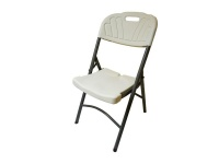 S-Cape Folding chair Set of 6 - Off White Photo