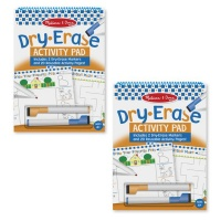 Dry Erase Activity Set of 2 Photo