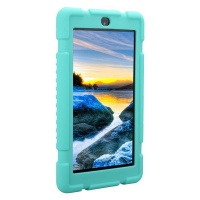 """Kindle Fire 7"""" 16GB Kids Edition Tablet with Green Cover Photo"""