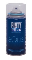 Pinty Plus : Water Based Spray Paint 150ml - Blue Blood Photo