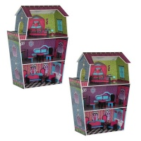 Dollhouse Set of 2 Photo