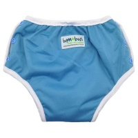 Bamboo Baby Training Pants - Blue Photo