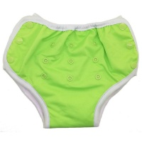 Bamboo Baby Training Pants - Lime Photo