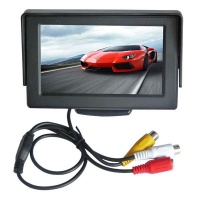 Phunk Security TFT LCD Rearview Backup Monitor Cellphone Cellphone Photo