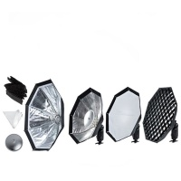 GODOX AD-S7 Umbrella Style Softbox Diffuser Beauty Dish Grid Photo
