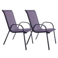 Seagull - Patio Chair Textilene - Set of 2 Photo