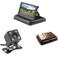 """Reverse Camera With 4.3"""" Flip-Up Monitor Photo"""