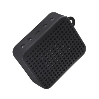 Tuff-Luv Silcone Case Cover For JBL GO 2 - Black Photo