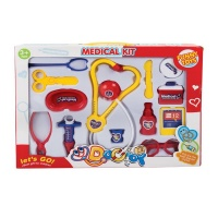 Play-Set Doctor Set - 13 Pieces Photo