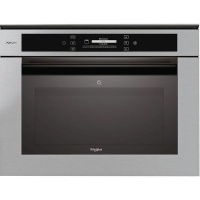 Whirlpool 40L Built-In Stainless Steel Microwave Oven - AMW 848/IXL Photo