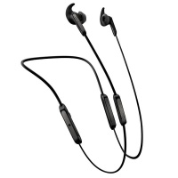Jabra Elite 45e Wireless Earphones Titanium Black Photo