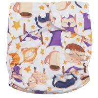 Fancypants Microfibre Cloth Nappy - Sleeptight Photo