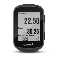 Garmin Edge 130 Unit Only Bike Computer - Black Photo