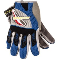 Tork Craft Mechanics Glove Large Back Blue Photo