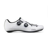 Fizik R1 Infinito Road Cycling Shoes - White/Black Photo