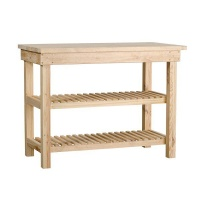 Col Timbers Kitchen & Bathroom Workbench Table - 600mm1200mm 900mm Photo