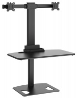 "Brateck Bracket 13 - 32"" 45 Tilt 180 Swivel Dual Stand Photo"