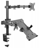 """Brateck Bracket For 13 - 32"""" And Notebook Up To 8Kg Photo"""