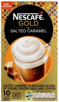 Nescafe Gold - Salted Caramel Latte - 180g Photo