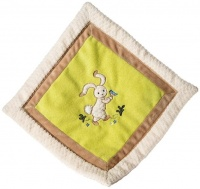 Mary Meyer Oatmeal Bunny Cozy Baby Blanket Photo