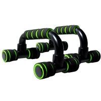 1 Pair Detachable Push-up Stand - Black & Green Photo