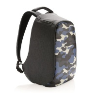 XD Design Bobby Compact Anti-theft Backpack Camouflage Blue Photo