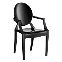 Kalisto Ghost Chair - Black Photo