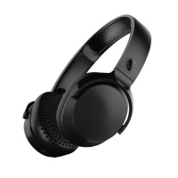 Skullcandy Riff Wireless On-Earphone - Black/Black/Black Photo