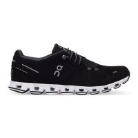 Men's On Running Shoe Cloud - Black White Photo