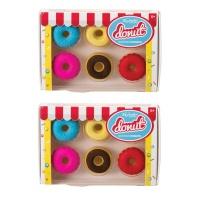 Eraser Scented Donut Set - 2 Pack Photo