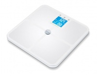 Beurer Diagnostic Bathroom Scale BF 950 White Photo