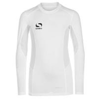 Sondico Juniors Long Sleeved Core Base Layer - White Photo