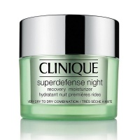 Clinique Superdefense Night Recovery Moisturizer CO & O 50ml Photo