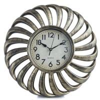 """Brass Wall Clock 16"""" Decorative Sun Shape Wall Clock Photo"""