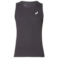 Asics Men's Silver Running Singlet Photo