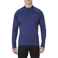 Asics Men's Icon Long Sleeve 1/2 Zip Running Top Photo
