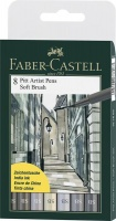 Faber-Castell: Pitt Artist Pens Soft Brush Photo