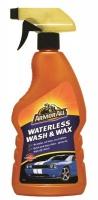 Armor All Waterless Wash & Wax Spray - 500ml Photo