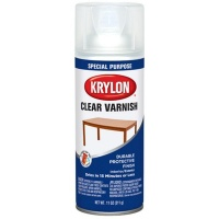 Krylon Clear Wood Finish 325ml Photo