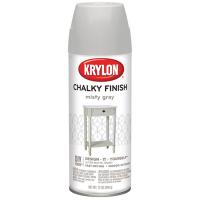 Krylon Chalky Finish - Misty Gray Photo