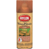 Krylon Ext S/Trans Wood Stain Cedar-354ml Photo