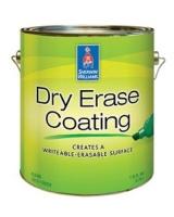 Sherwin Williams Dry Erase Urethane Kb65c2000-33 - 950ml Kit Photo