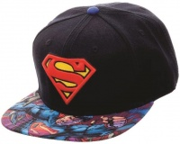 DC: Superman Sublimated Snapback - Cap Photo