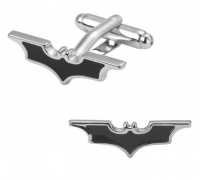 Batman Superhero Winged Cufflinks Photo