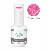 15ml i-Spa Gel Polish - Princess Diva Photo